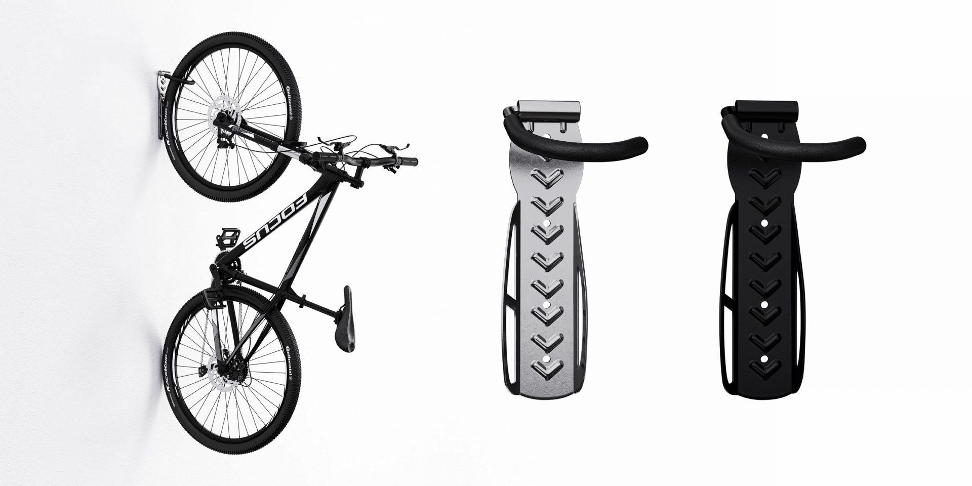 Produktvisualisierung Fahrradhalter