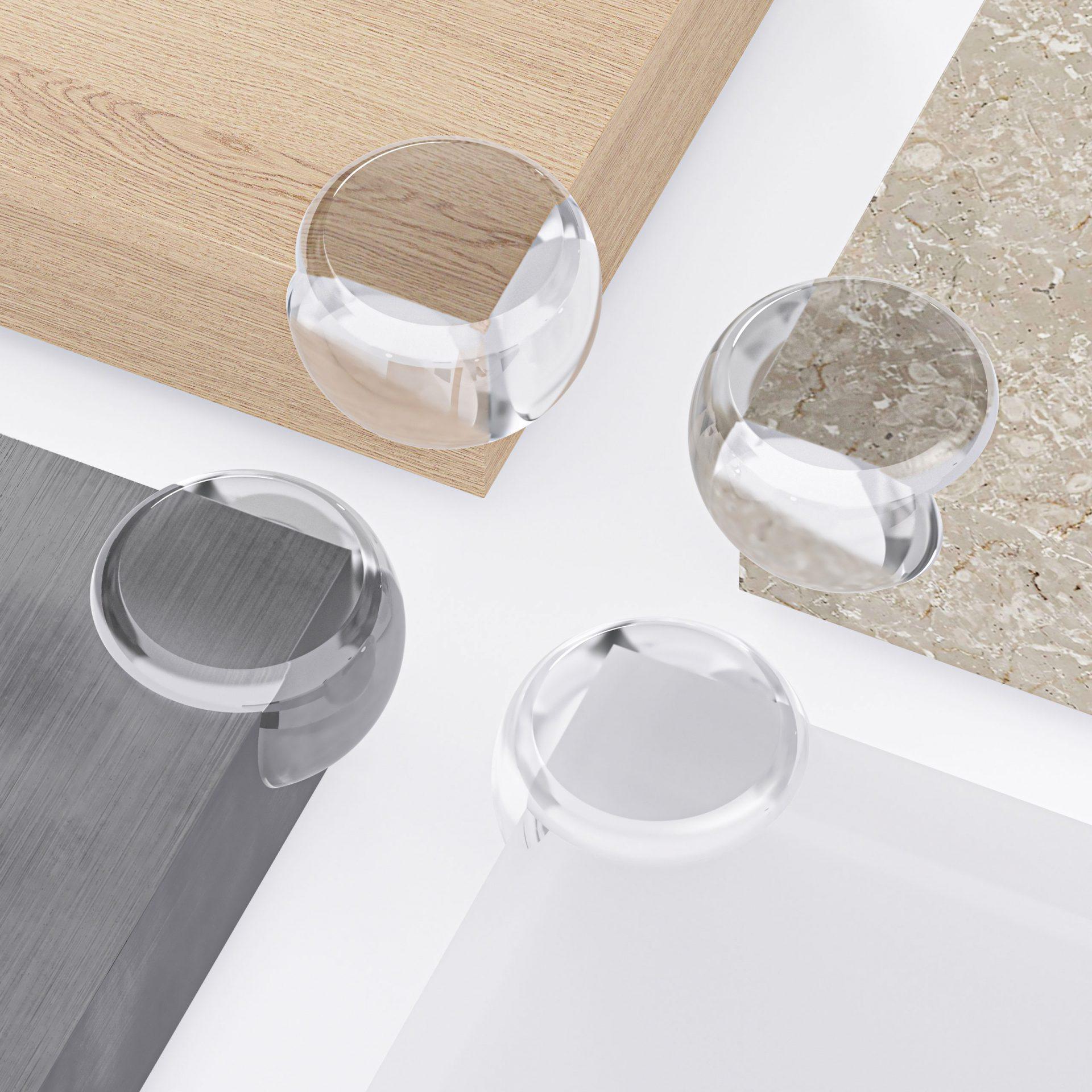 3D Visualisierung Tischkante