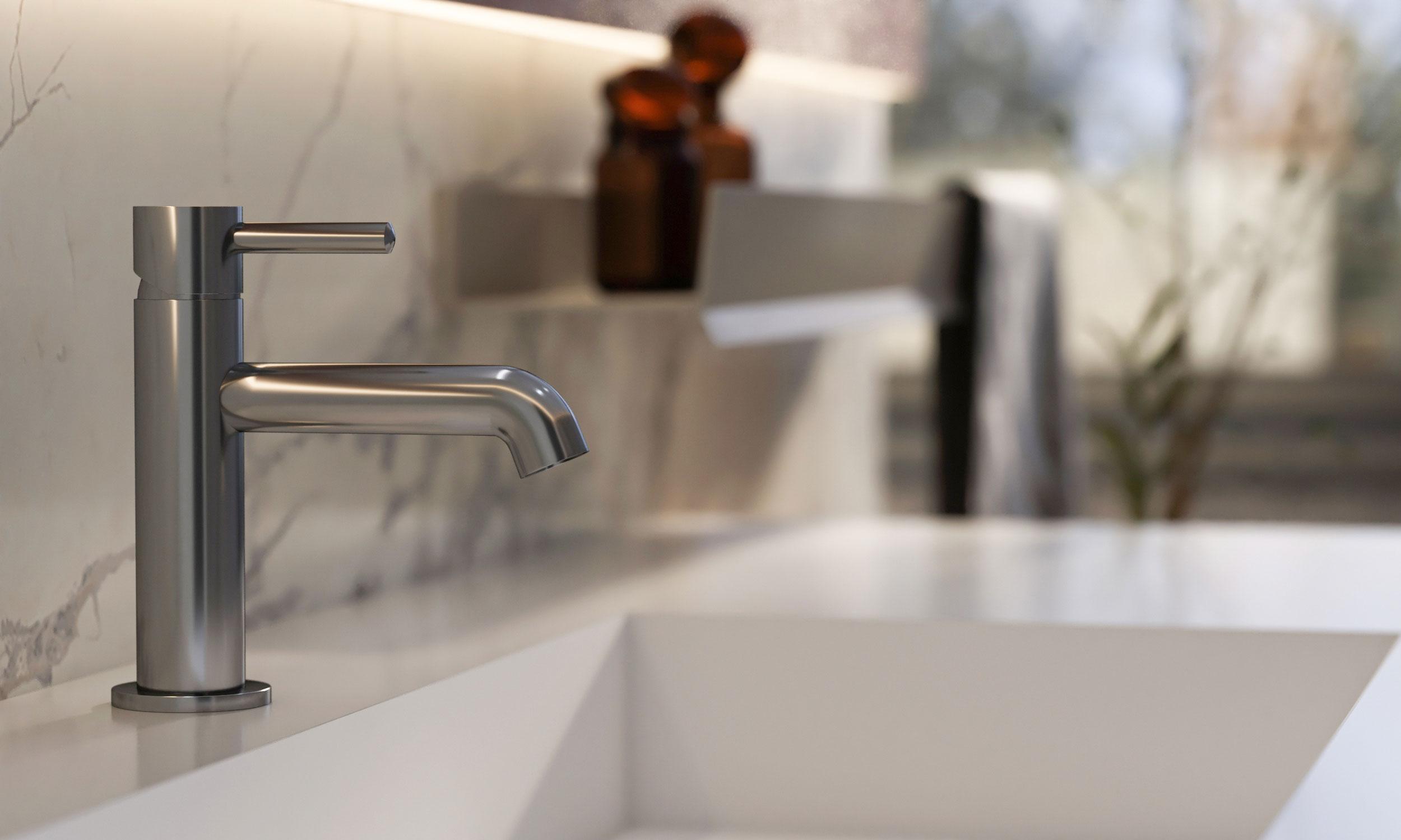 Produktvisualisierung Wasserhahn